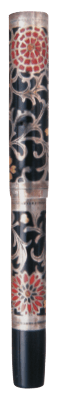 Pilot_namiki_flowers_on_silver_overlay.png